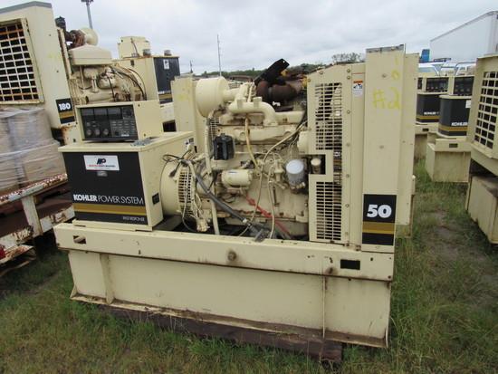 Kohler 50KW Generator
