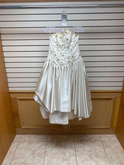 ???? Beige Dress, Size ??