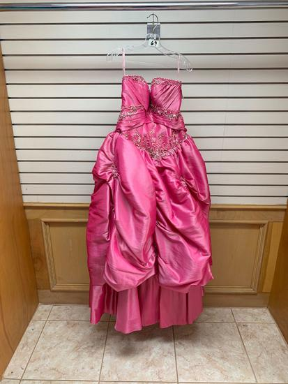 Princess Strawberry Dress, Size 12