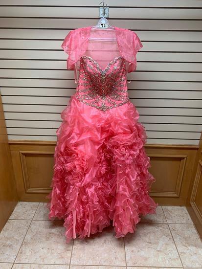 Princess Pink Dress, Size 10