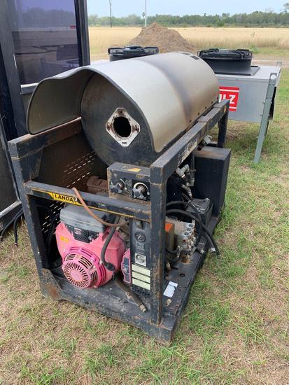 LANDA Heated Pressure Washer