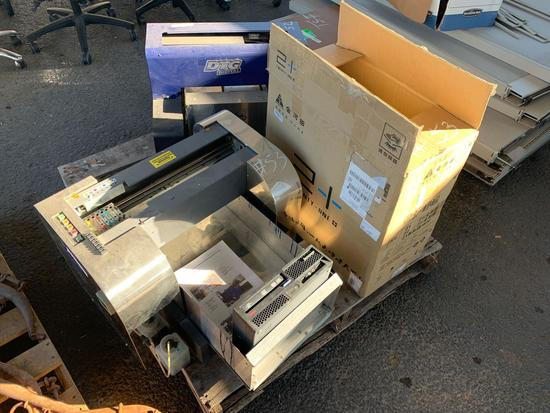 T-JET printer w/ computer