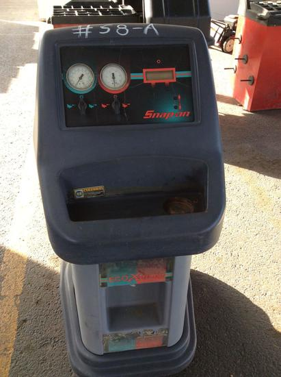 Snap-on Eco-x-treme a/c recovery system