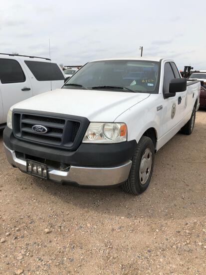 2005 Ford F150 XL 5.4
