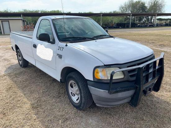 2003 Ford F-150 Pickup Truck, VIN # 1FTRF17W13NB56173