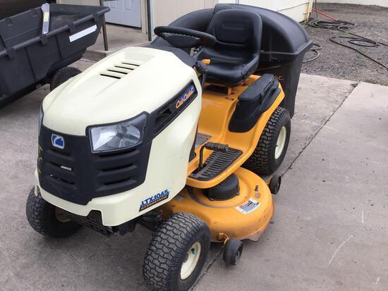 Cub Cadet Lawn Tractor W/ Attachments