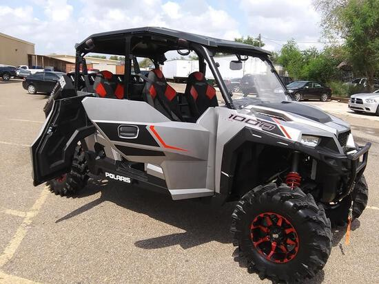 2017 POLARIS GENERAL 1000cc