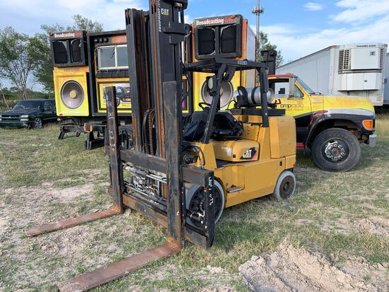 2013 Cat GC70K Forklift