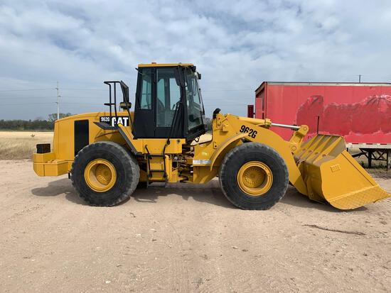 2000 CATERPILLAR 962G WHEEL LOADER