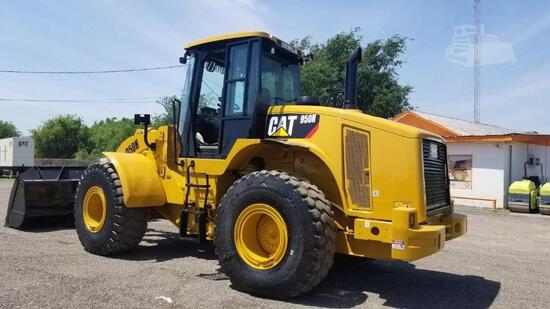 2009 CATERPILLAR 950H WHEEL LOADER