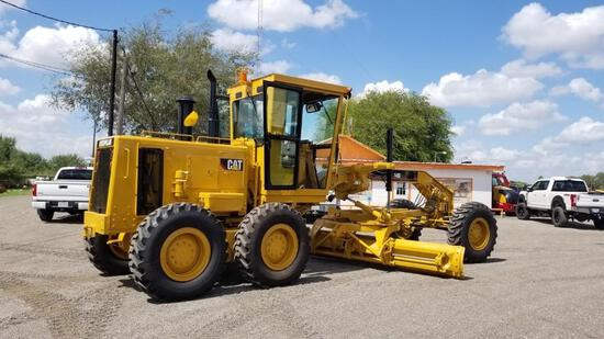 LATE MODEL CATERPILLAR 140G MOTORGRADER