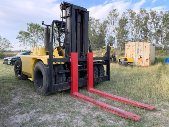 Caterpillar Forklift AM-40, Srl# 84R00148, Type D