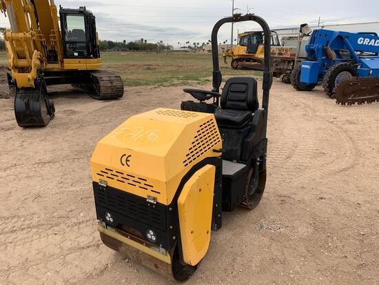 Vibratory Roller CE ST1000