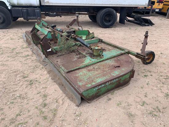 John Deere 1408 rotary mower