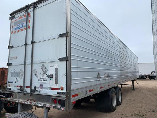 1993 Carrier Reefer Trailer, VIN # 1UYVS2538PM919103