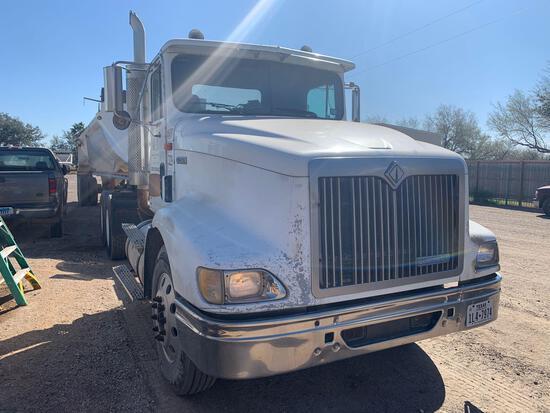 1999 International 9400 Truck, VIN # 2HSFHAER0XC066851