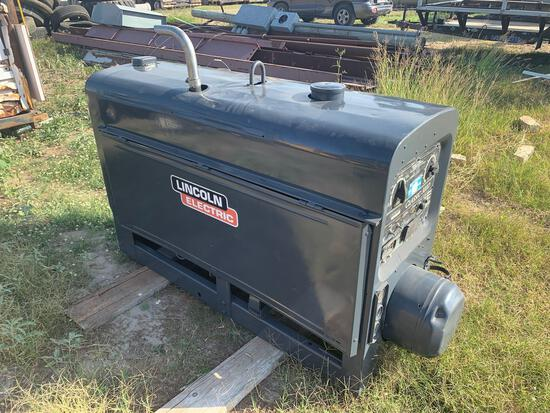 lincoln electric classic 300d welder
