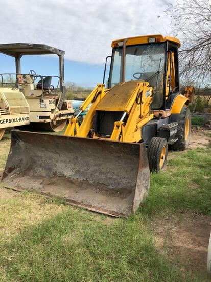 2006 JCB 214T Backhoe Loader