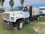 1992 GMC C6000 Topkick Truck, VIN # 1GDJ6H1PXNJ506719