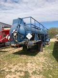 2007 Tanker with pumps