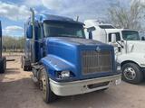 2005 International 9400i Truck, VIN # 2HSCNAPR55C047458