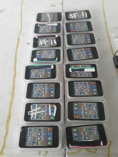 Group of IPODS