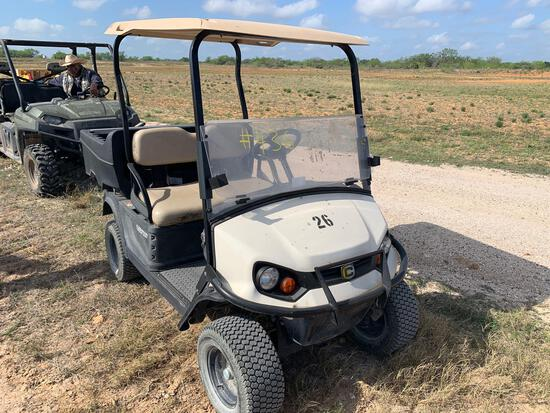 2001 Cushman Hauler 800X Golf Cart