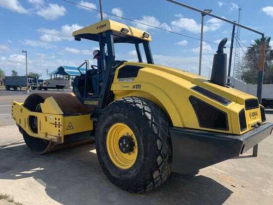 2015 BOMAG SINGLE DRUM ROLLER BW213DH