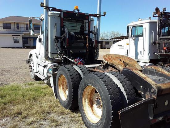 2007 International Truck, VIN# 2HSCNSCR47C400254