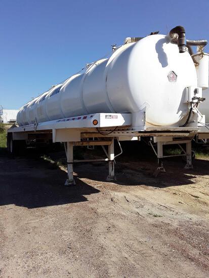 2014 Dragon Vacuum Tanker, VIN# 1UNST4222EL130548