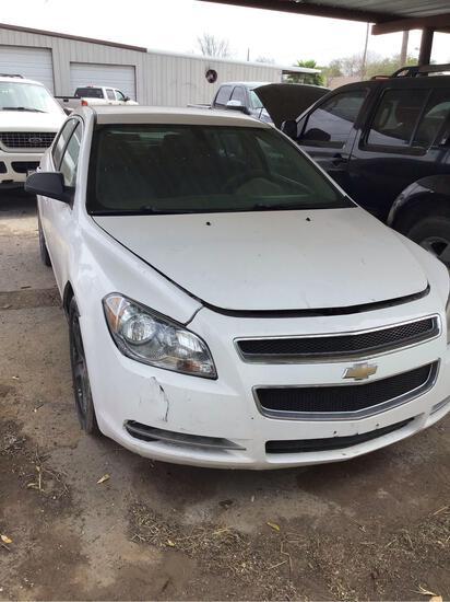 2009 Chevrolet Malibu Passenger Car, VIN # 1G1ZG57B39F175983