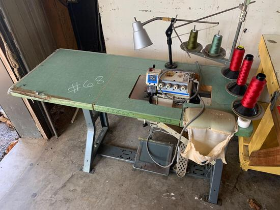 Tokyo Juki Industrial MO-2516 Sewing Machine, Class F6-500