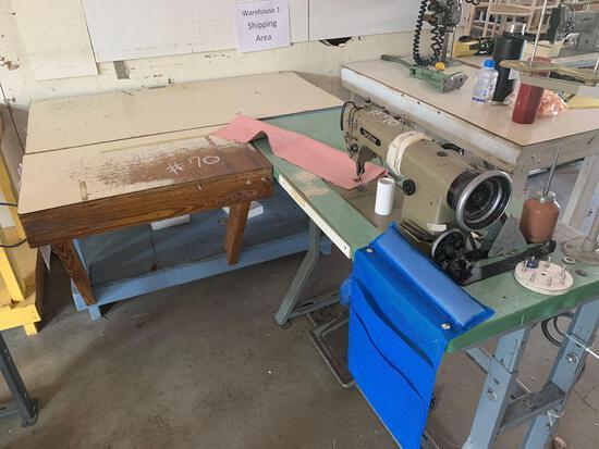 Industrial Brothers Sewing Machine, DB2-B797, Srl #777063