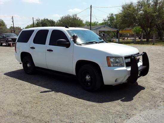 2012 Chevrolet Tahoe Multipurpose Vehicle (MPV), VIN # 1GNLC2E09CR322880