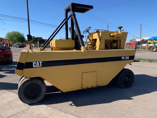 Cat PS-130 Roller, Srl# 7ND00303