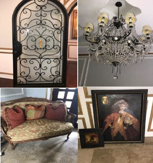 Unreserved Estate Timed Auction