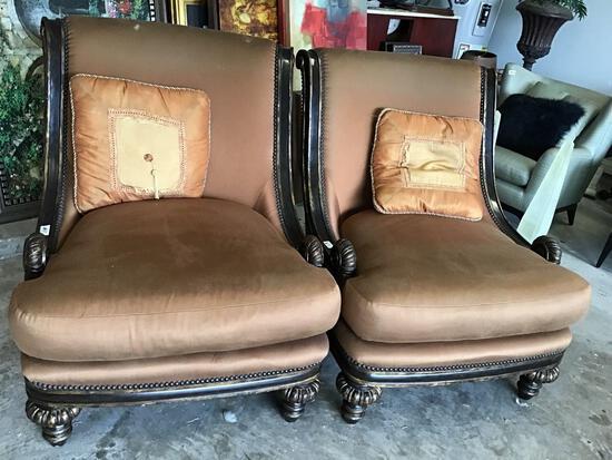 Marge Carson Chair