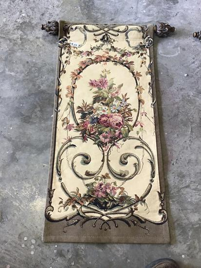 Scroll Tapestry