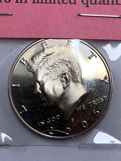 Proof Kennedy Half Dollar