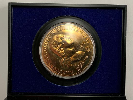 American Revolution Bicentennial Medallion