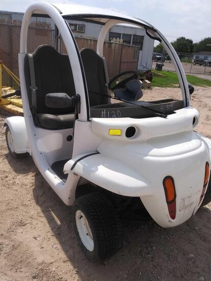 2002 GEM 825 Golf Cart, Srl# 30430
