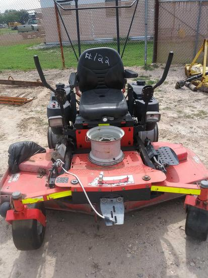 Gravely 272 Z Zero Turn Mower, Srl# 001501, Hrs: 1,741