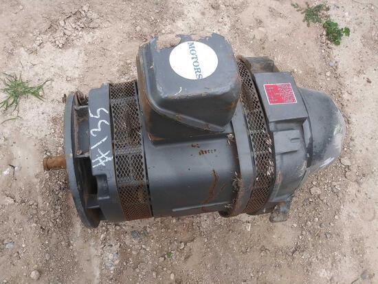 20 HP Vertical U.S. Elec. Motor, 460 Volts, 3 Ph, 60 HZ