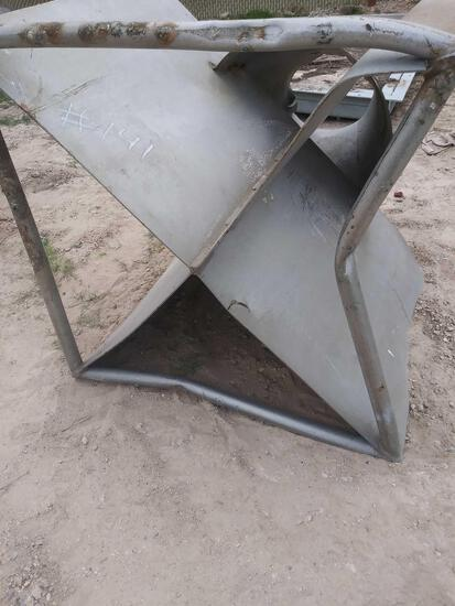 Stainless Steel Float Base