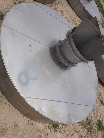 Stainless Steel Aerator Float