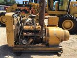Kato A/C Generator 63 KW, 120/208, 3 Ph. w/8 Cyl. Propane Motor
