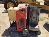 Group of A/C Recovery Systems, Metal Tank