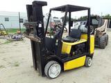 Yale Forklift, Srl# E187V029214, 4,800 lb Capacity, Solid Tires