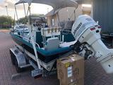 1997 Sprint Promaster 210, 21' Center Console Boat, Johnson Ocean Runner 150 HP Motor,