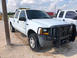 2007 Ford F-250 4x4 Pickup Truck, VIN # 1FTSW21P67EA02945